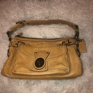 Authentic Coach 65th Anniversary Handbag